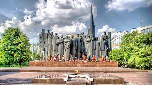 Трансфер из Ростова в Воронеж