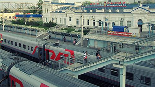 Трансфер от жд вокзала Новороссийска