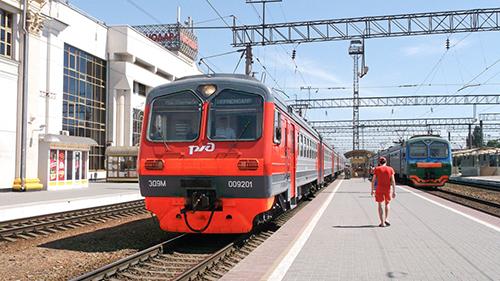 Трансфер от жд вокзала Краснодара