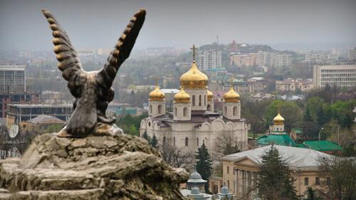 Трансфер из Ростова в Пятигорск